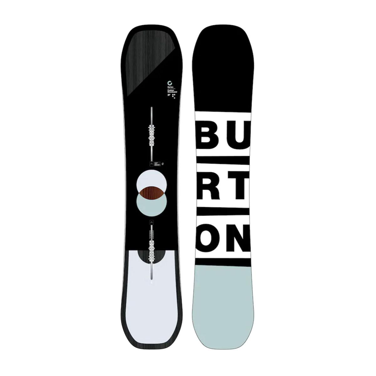 Burton CUSTOM FLYING V 166W 19/20