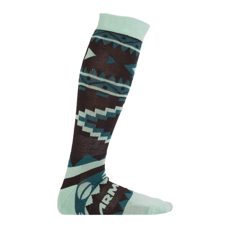 Armada Double Diamond Merino Sock