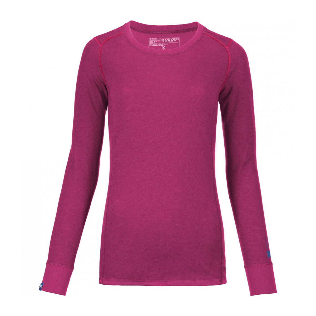 Ortovox 210 SUPERSOFT LONG SLEEVE W