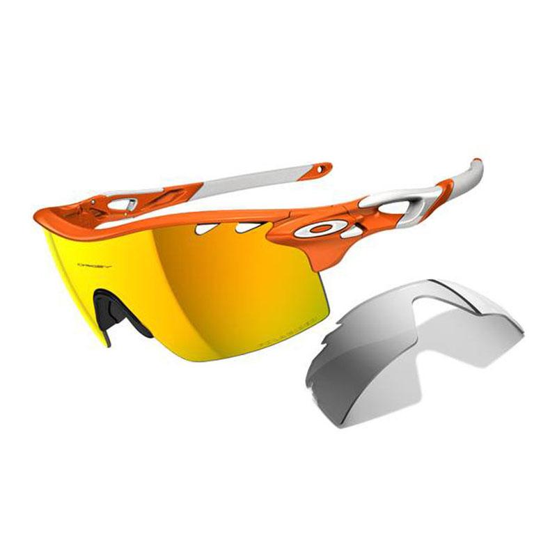 Oakley Napszemüveg RADARLOCK XL 9170 - 04 Blood Orange   Fire Irid ... 27270f4494