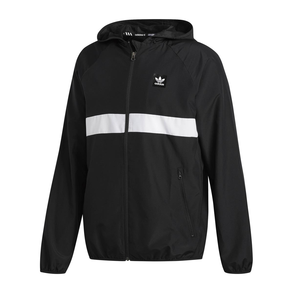 Adidas Kabát BB WIND JACKET DH3872 - 872 BLACK b46fc556f9