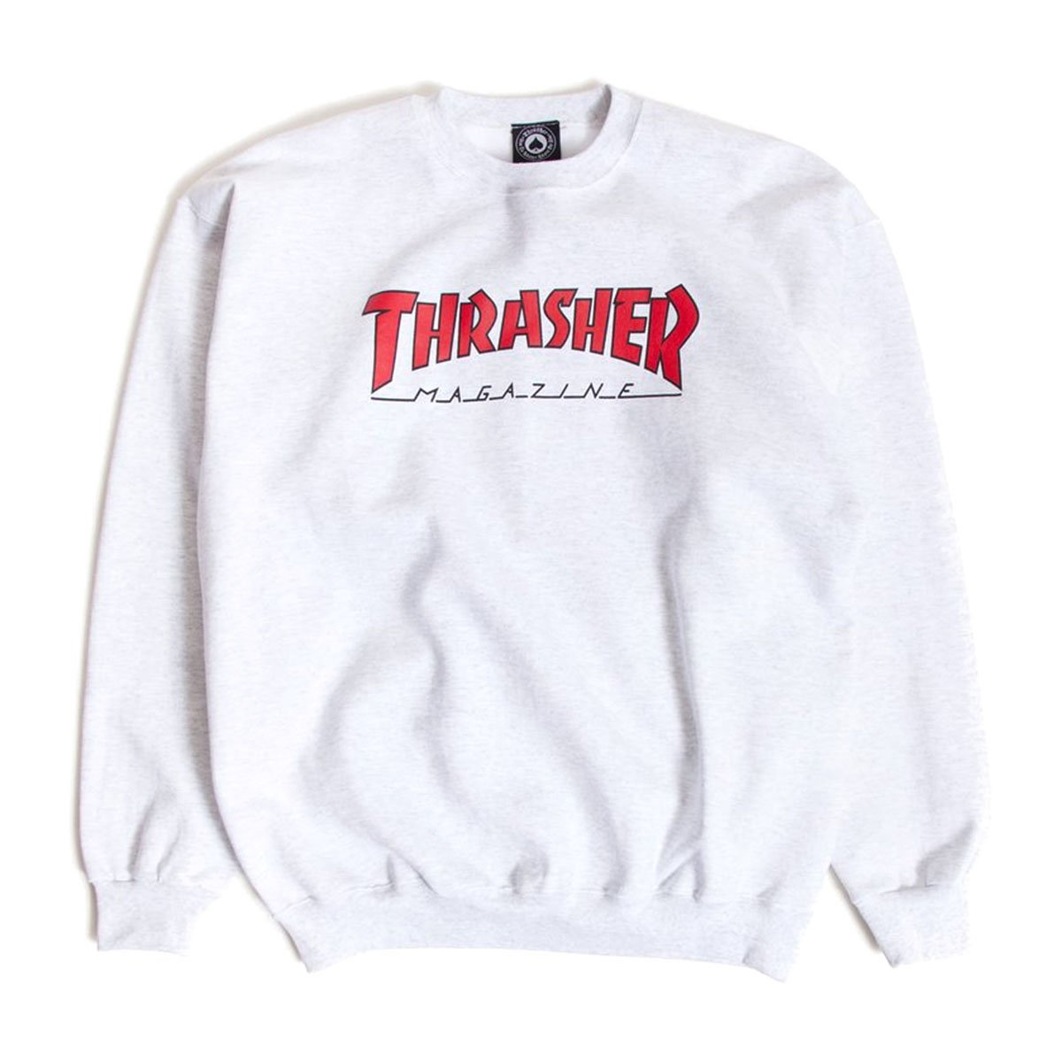 OUTLINED CREWNECK