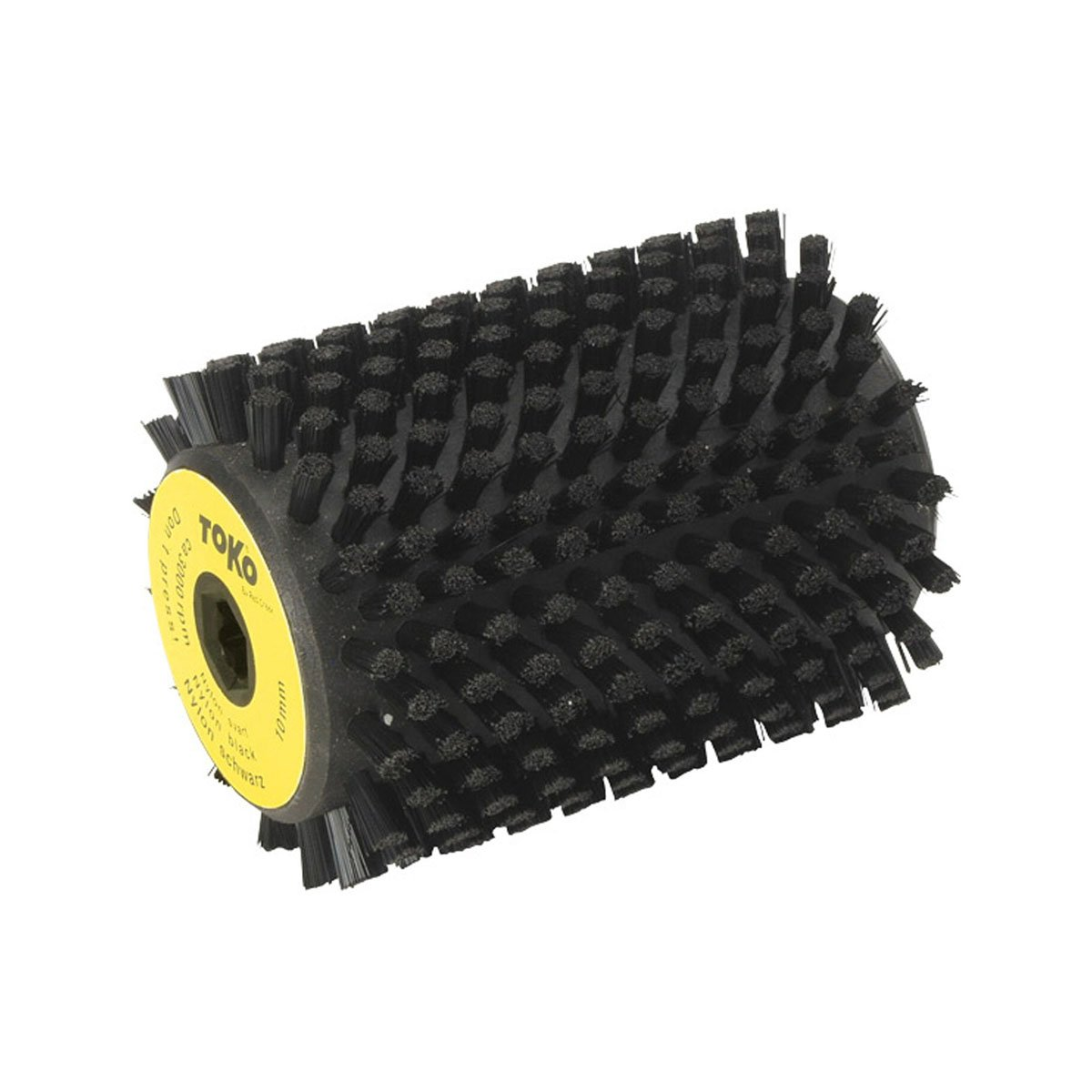 ROTARY BRUSH NYLON BLACK