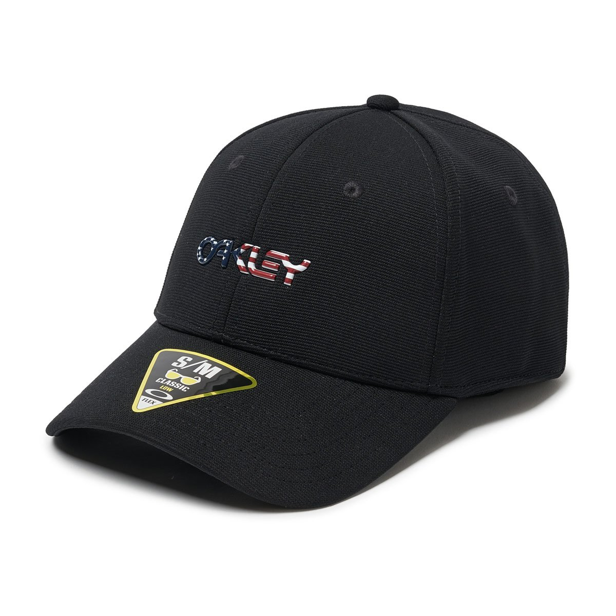 6 PANEL HAT Oakley Metallic