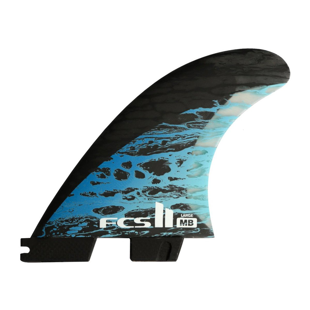 FCS II MB Shaper PC Large Tri  Fins