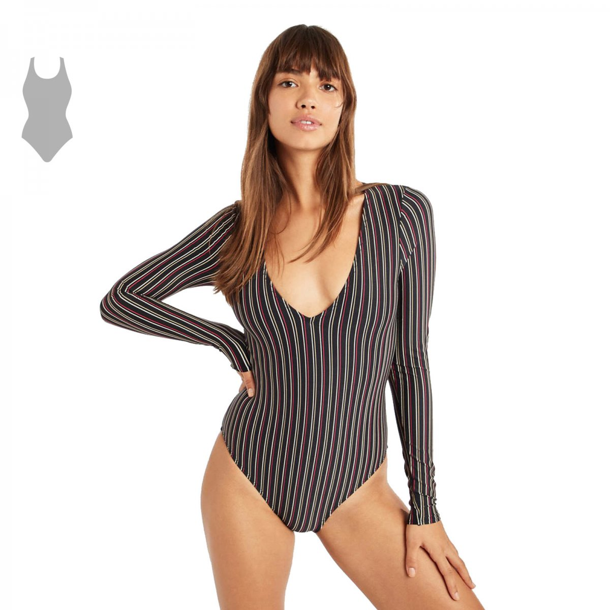 MELLOW LUV BODYSUIT