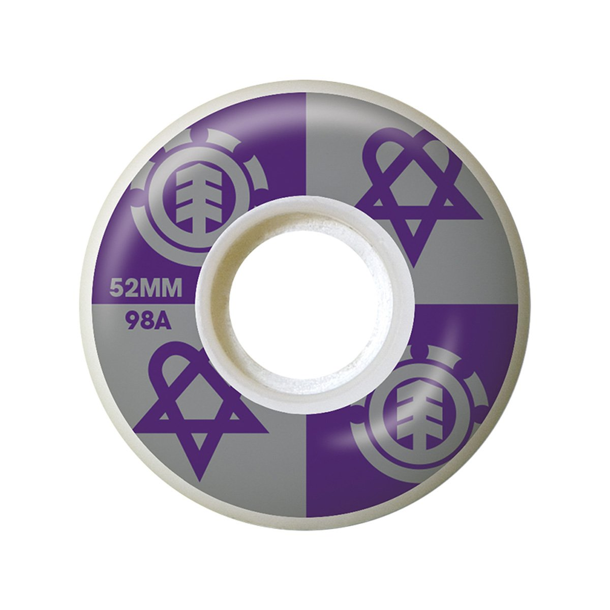 BAM HEARTAGRAM - 52MM