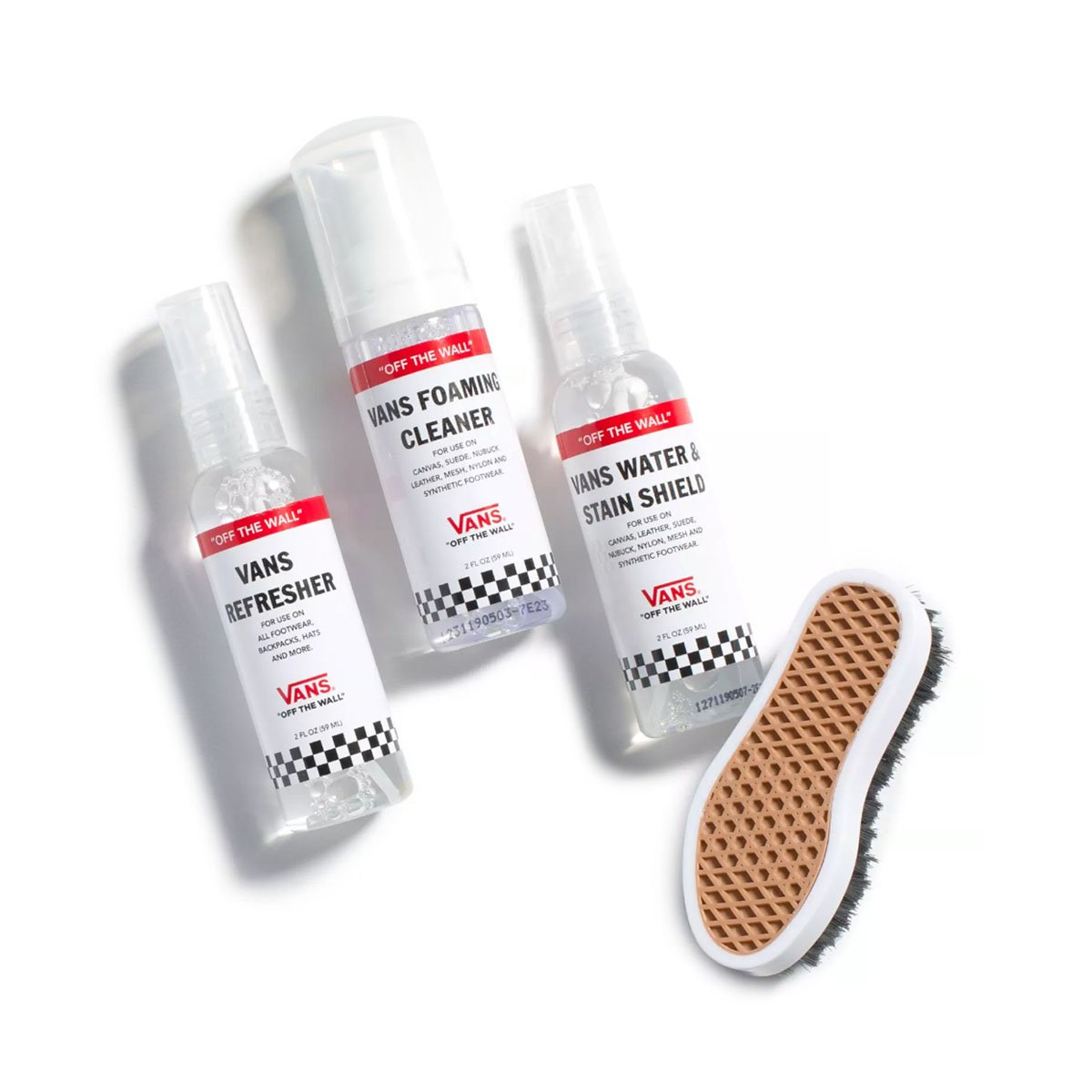 SHOE CARE TRAVEL KIT - GLOBAL