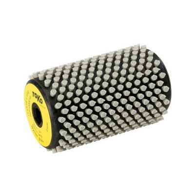 ROTARY BRUSH NYLON GREY