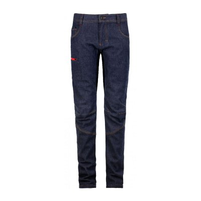MERINO DENIM PANTS W