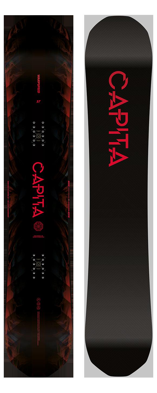 Capita snowboard deszka