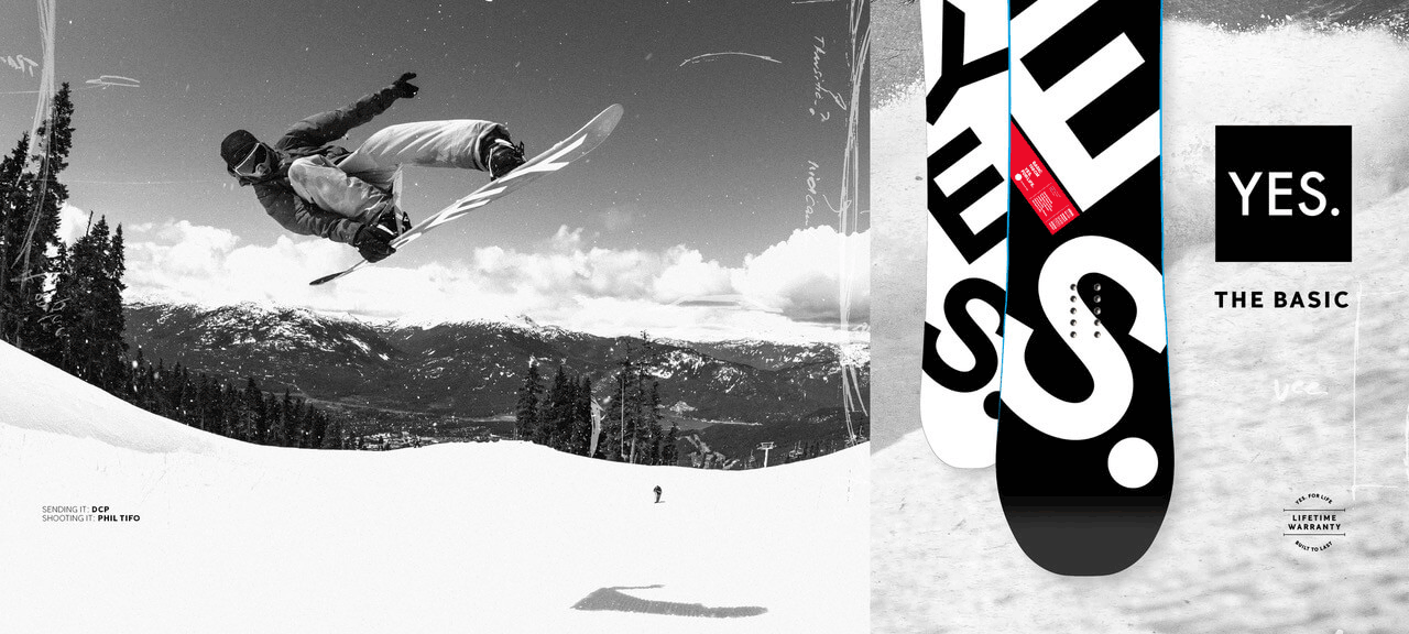 yes snowboard deszkák